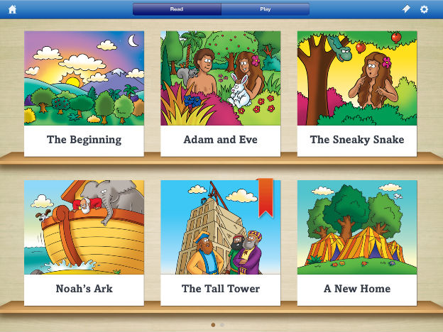 - The Beginner's Bible App For IPad Bible Stories For Kids